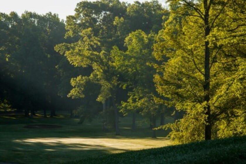 East Hartford Golf Course Photo