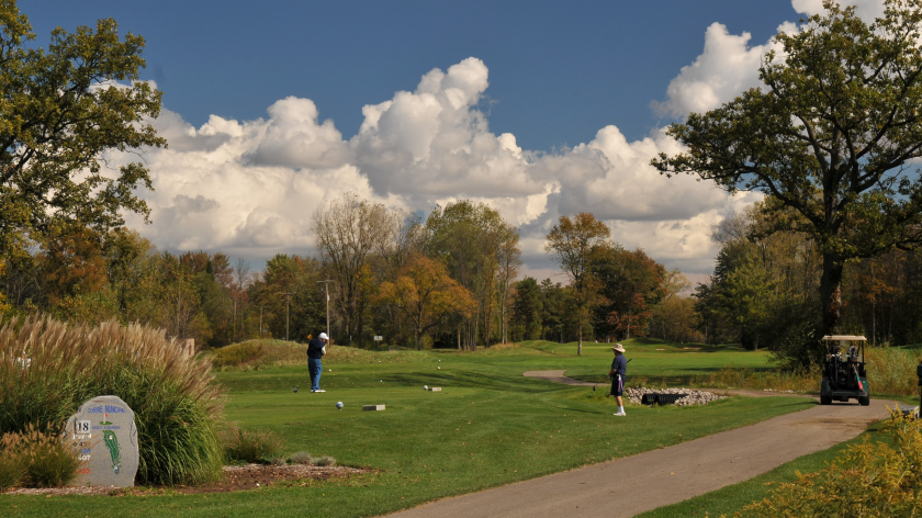 Currie Golf Course