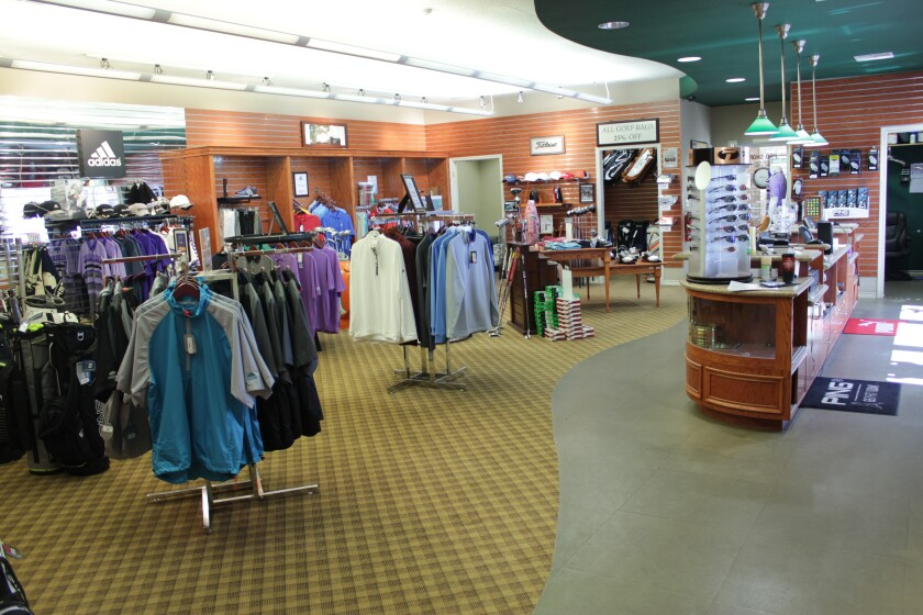 Stonetree Golf Shop