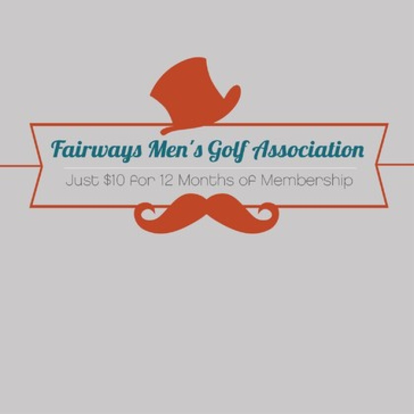 Fairways Men's Golf Association