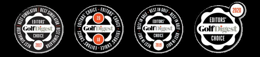 ZSTRICT GOLFZON Golf Digest Editors Choice