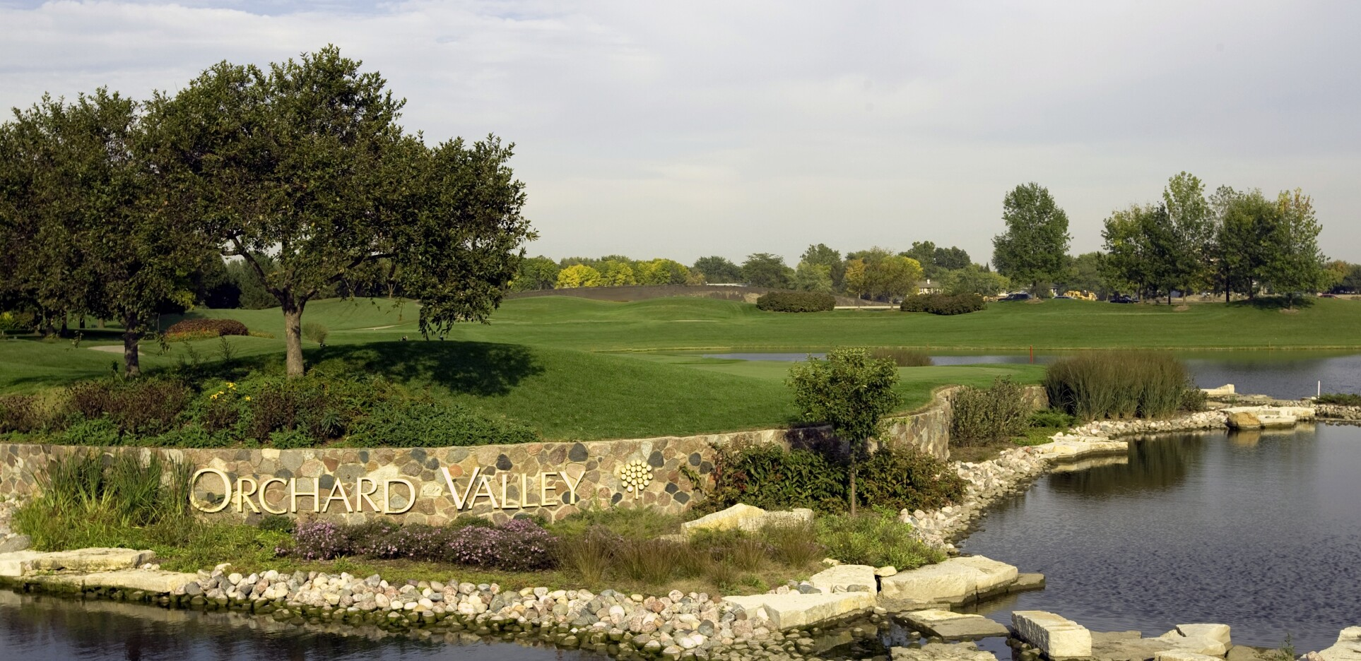 Orchard Valley Golf Course Lead