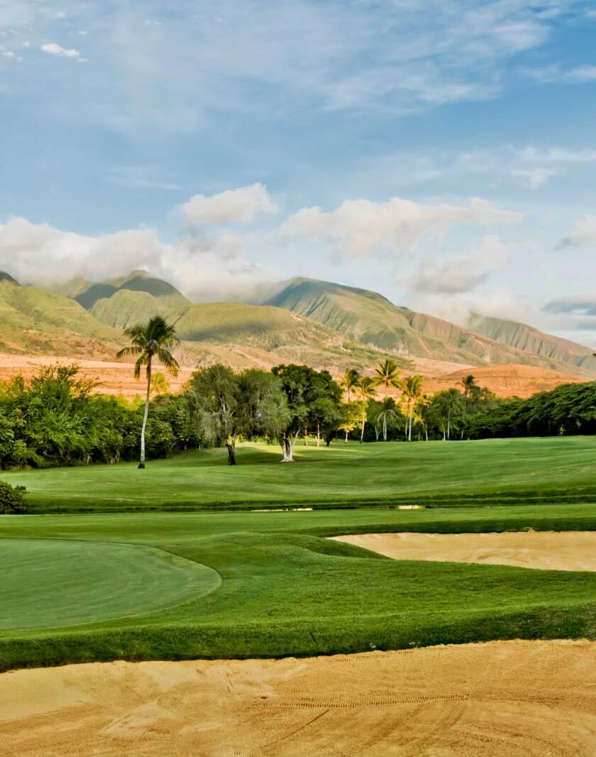 Kaanapali Kai Golf Course Hole 16